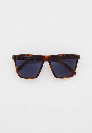 Очки солнцезащитные Karl Lagerfeld KL 6007S 013. Цвет: коричневый