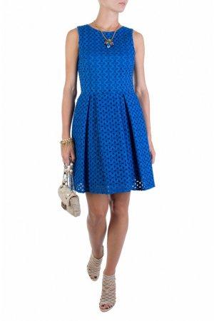 Платье Flavio Castellani. Цвет: мультицвет