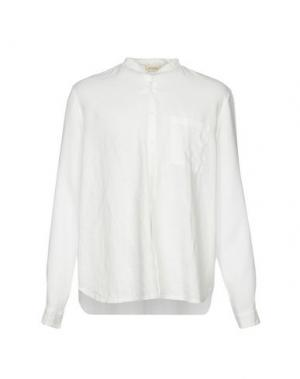 Pубашка AMERICAN VINTAGE. Цвет: белый