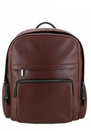 Рюкзак ROBERTO ROSSI. Цвет: коричневый
