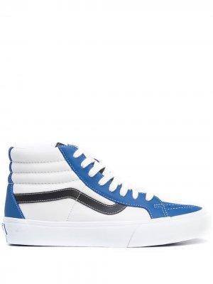 Кеды Sk8-Hi Reissue VLT LX Vans. Цвет: синий
