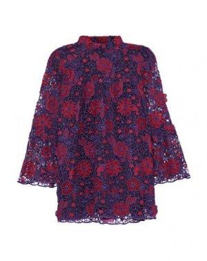 Блузка ANNA SUI. Цвет: фиолетовый