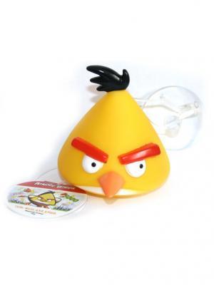 Гель-желе для душа желтая птица Чак, 70 мл ANGRY BIRDS. Цвет: желтый