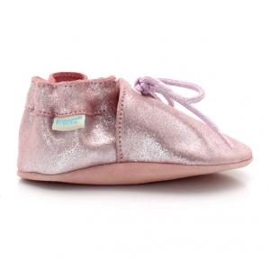 Ботиночки Coco ROBEEZ. Цвет: розовый