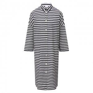 Платье Max Mara. Цвет: чёрно-белый