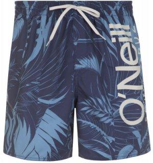 Шорты пляжные мужские ONeill Cali, размер 46-48 O'Neill. Цвет: голубой
