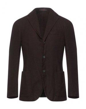 Пиджак THE GIGI. Цвет: красно-коричневый