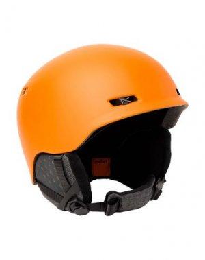 Шлем ANON. Цвет: оранжевый