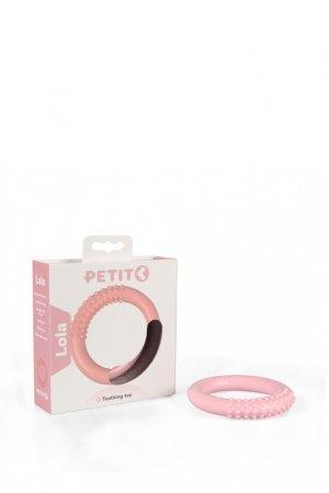 Игрушка для щенков развивающая PETIT. Цвет: розовый