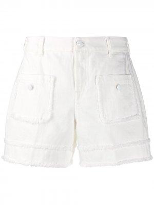 Джинсовые шорты Jacob Cohen. Цвет: белый