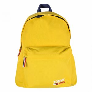 Campus Boy Backpack Tommy Jeans. Цвет: желтый