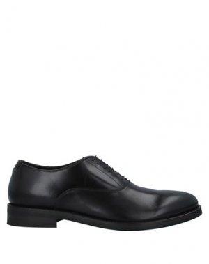 Обувь на шнурках ALBERTO FASCIANI. Цвет: темно-коричневый