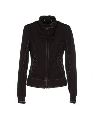 Куртка PIRELLI PZERO. Цвет: темно-коричневый