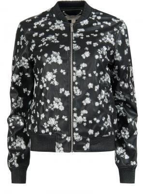 Куртка-бомбер MICHAEL KORS. Цвет: разноцветный