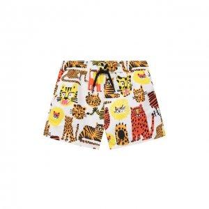Плавки-шорты Stella McCartney. Цвет: разноцветный
