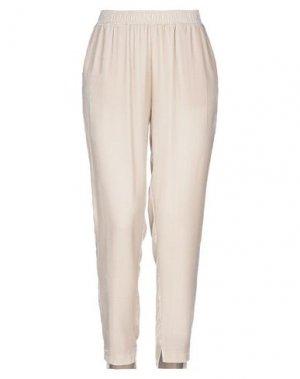 Повседневные брюки GOLD HAWK. Цвет: бежевый