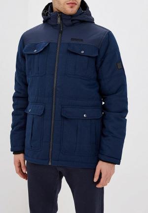 Куртка утепленная Regatta Arnault. Цвет: синий