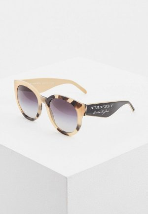 Очки солнцезащитные Burberry BE4260 36928G. Цвет: бежевый