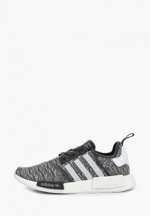 Кроссовки adidas Originals NMD_R1 W. Цвет: серый