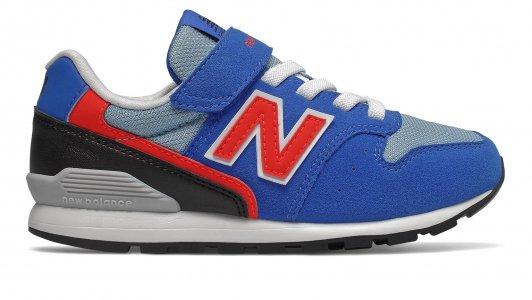 Кроссовки 996 New Balance. Цвет: синий