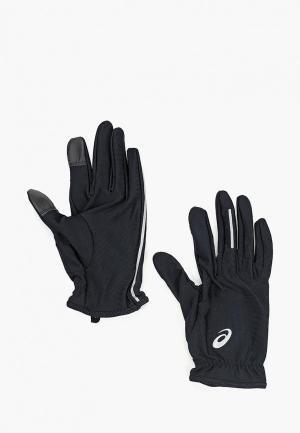 Перчатки ASICS AS455DUBRKO6. Цвет: черный