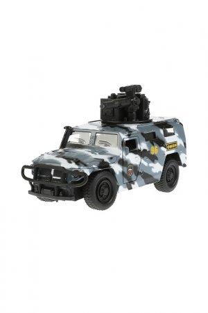 Машина Технопарк. Цвет: серый