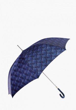 Зонт-трость VOGUE. Цвет: синий