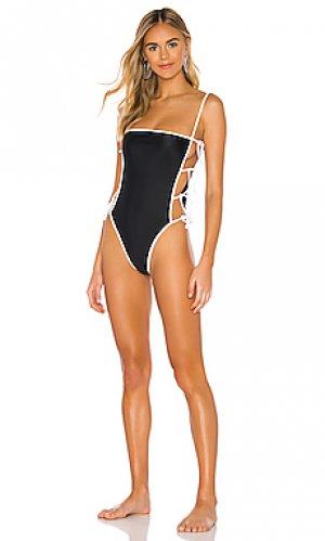 Слитный купальник victoria GIGI C. Цвет: черный