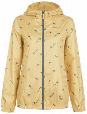 Ветровка женская , размер 44 Outventure. Цвет: желтый