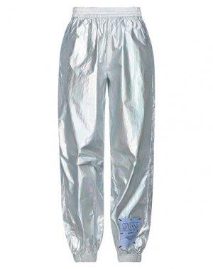 Повседневные брюки McQ Alexander McQueen. Цвет: светло-серый