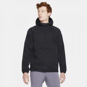 Мужской анорак для гольфа Repel - Черный Nike