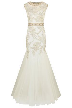 Платье DYNASTY SPIRIT. Цвет: white