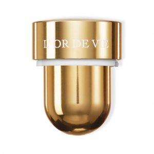 Сменный флакон крем для контура глаз и губ L`Or de Vie Dior. Цвет: бесцветный