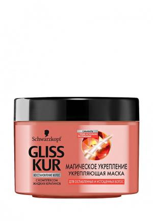 Маска для волос Gliss Kur Магическое укрепление, 200 мл
