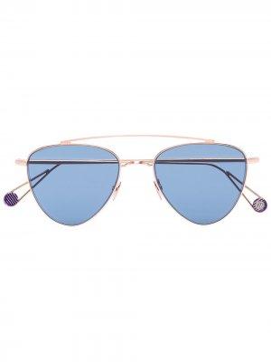 Солнцезащитные очки Place Des Pyramides Ahlem. Цвет: розовый