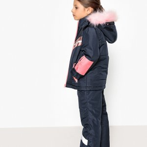 Куртка La Redoute. Цвет: синий