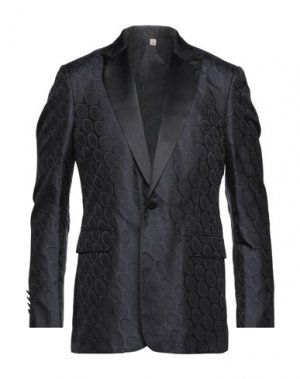 Пиджак BURBERRY. Цвет: темно-синий