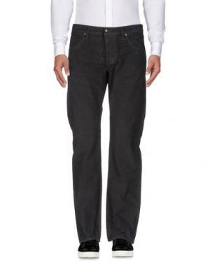 Повседневные брюки HABITUAL. Цвет: темно-синий