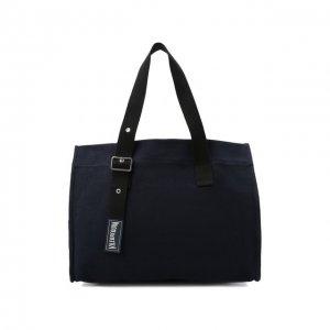 Пляжная сумка Vilebrequin. Цвет: синий