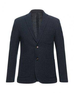 Пиджак MARKUP. Цвет: темно-синий