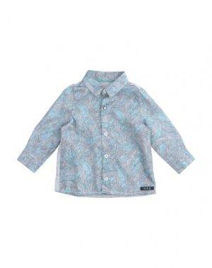 Pубашка IKKS. Цвет: серый