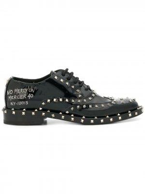 City shoes Philipp Plein. Цвет: черный