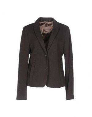 Пиджак GUSTAV. Цвет: серый