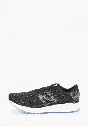 Кроссовки New Balance Fresh Foam Zante. Цвет: черный