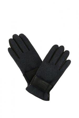 Перчатки Strellson. Цвет: серый