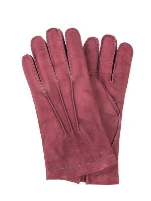 Перчатки ETRO. Цвет: фиолетовый