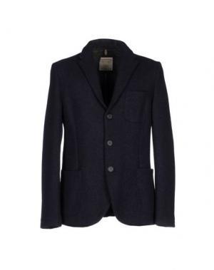 Пиджак KAOS. Цвет: темно-синий
