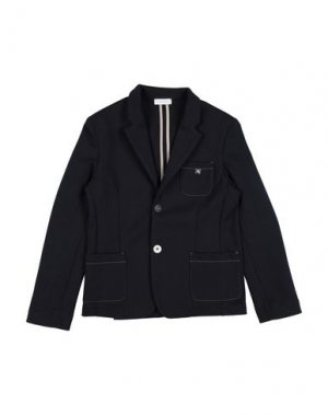 Пиджак CARLO PIGNATELLI. Цвет: темно-синий