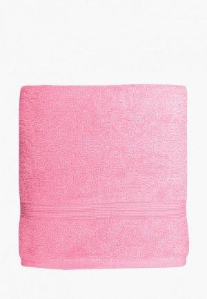 Полотенце Bonita 140x70. Цвет: розовый