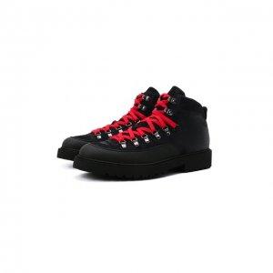 Замшевые ботинки Doucals Doucal's. Цвет: синий